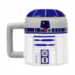 Taza 3D Star Wars R2D2