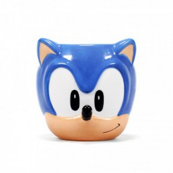 Taza 3D Sonic The Hedgehog Sonic