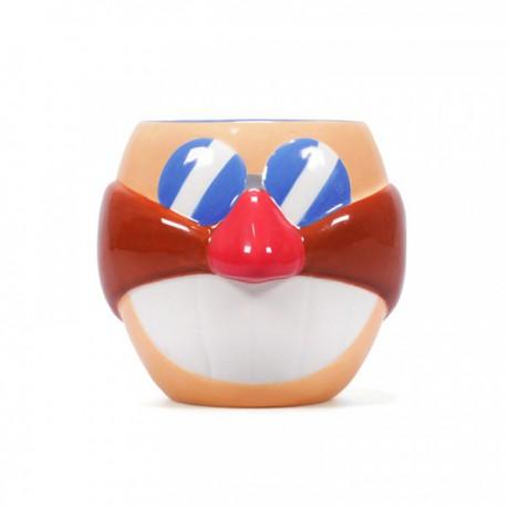 Taza 3D Sonic The Hedgehog Eggman