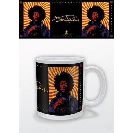 Taza Jimi Hendrix Psychedelic