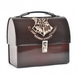 Caja Metalica Harry Potter Hogwarts Crest