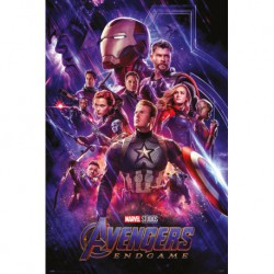 Poster Marvel Avengers Endgame One Sheet