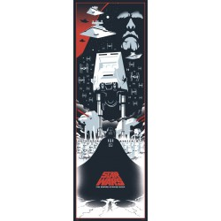 Poster Puerta Star Wars Episodio V