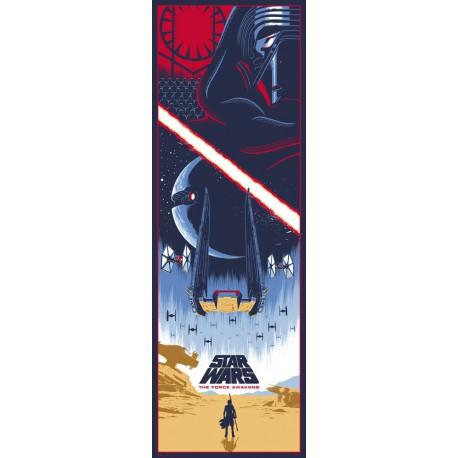 Poster Puerta Star Wars Episodio VII
