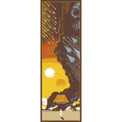 Poster Puerta Star Wars Episodio IV