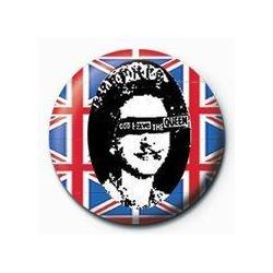 Chapa Sex Pistols Dios Salve a la Reina