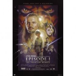 Poster Star Wars Episode I