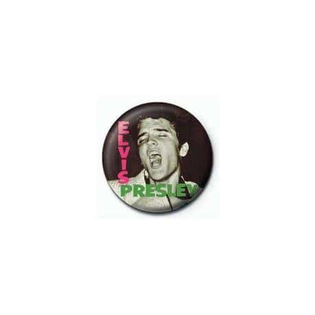 Chapa Elvis Presley Album