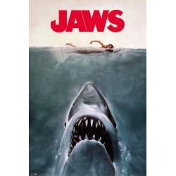 Poster Jaws Key Art