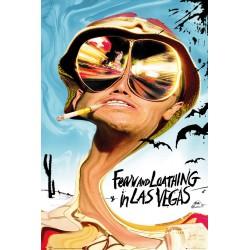Poster Fear And Loathing In Las Vegas Key Art