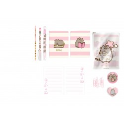 Super Set De Papeleria Pusheen Sweet & Simple