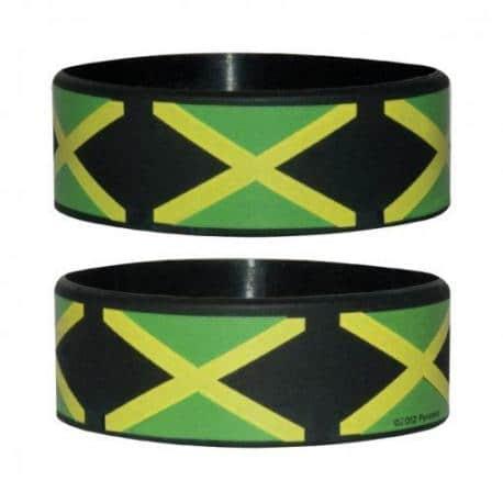Pulsera Bandera de Jamaica