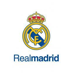 Postal Real Madrid Escudo
