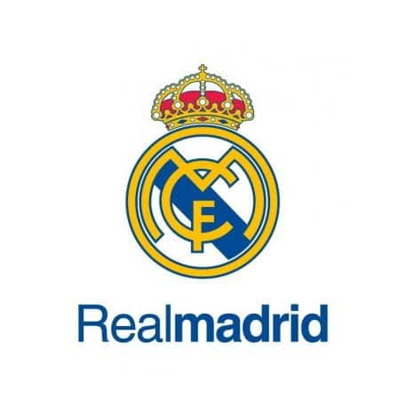 Postal Real Madrid Escudo