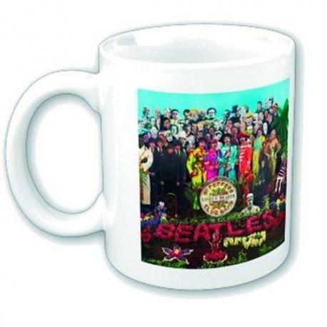 Taza Los Beatles Sgt Pepper