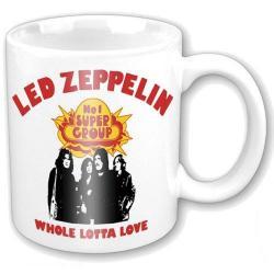 Taza Led Zeppelin Whole Lotta Love