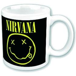 Taza Nirvana Smiley
