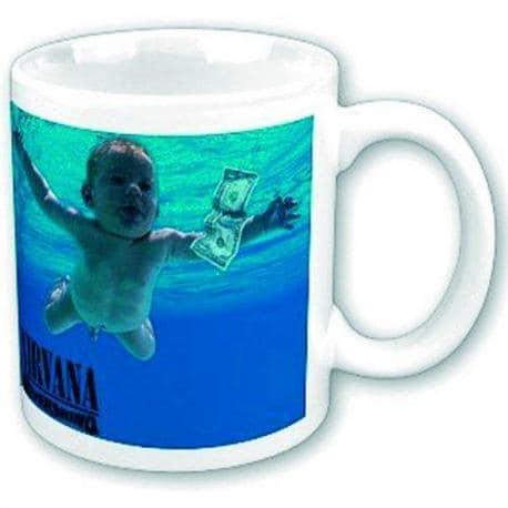 Taza Nirvana Boxed Mug: Nevermind