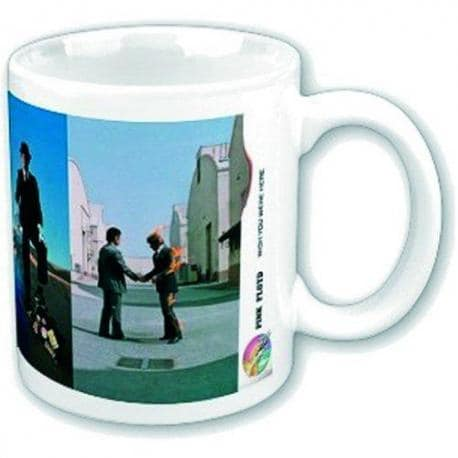Taza Pink Floyd Wish You Were Here
