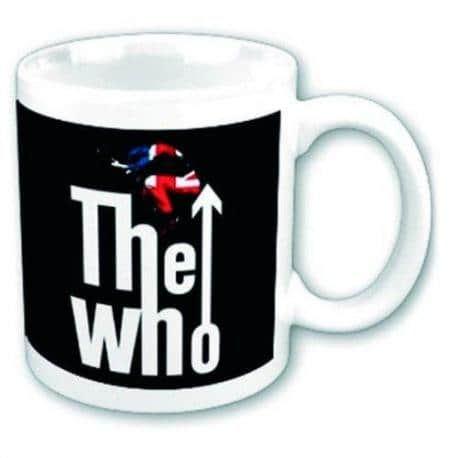 Taza The Who Townsend Leap