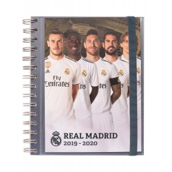 Agenda Escolar 2019/2020 Semana Vista Real Madrid