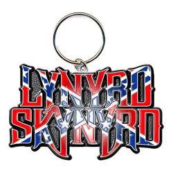 Llavero Lynyrd Skynyrd Flag Logo
