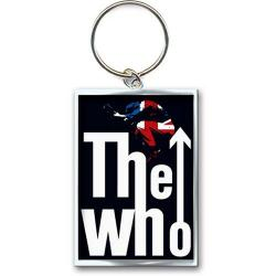 Llavero The Who Leap Logo