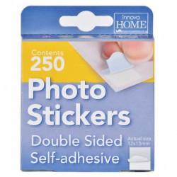 Etiquetas Adhesivas Doble Cara Para Fotos