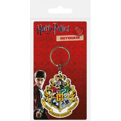 Llavero Harry Potter Hogwarts Crest Carded