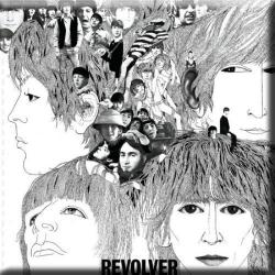 Imán Los Beatles Revolver