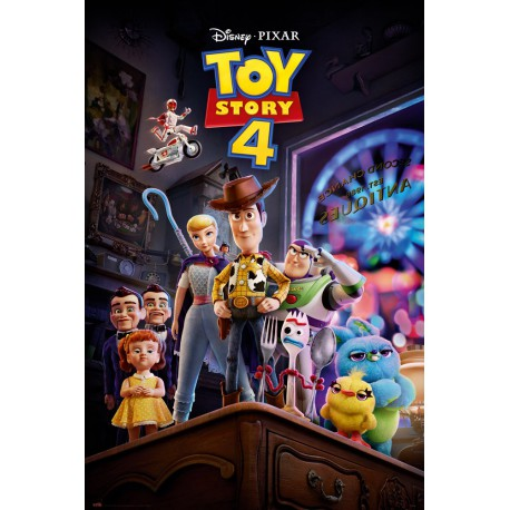 Poster Disney Toy Story 4 One Sheet