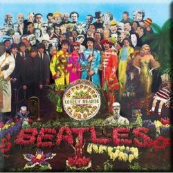 Imán Los Beatles Sgt Pepper