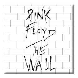 Iman Pink Floyd Metal Magnet Square