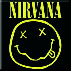 Imán Nirvana Smiley