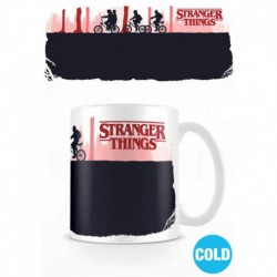 Taza Termocolora Stranger Things Upside Down
