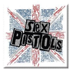 Iman Sex Pistols Logo & Flag