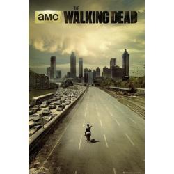 Poster Ciudad Walking Dead