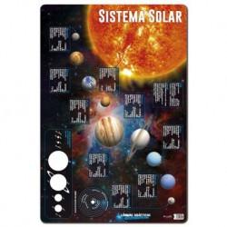 Lamina Didactica Portugues Sistema Solar