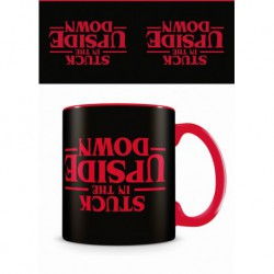 Taza Color Interno Stranger Things Upside Down