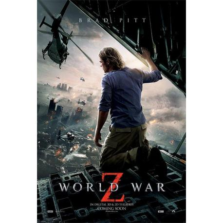Poster Guerra Mundial Z