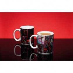 Taza Termocolora Marvel Deadpool