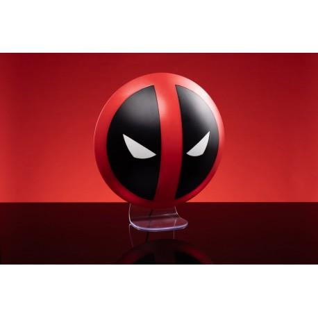 Lampara Marvel Deadpool Logo
