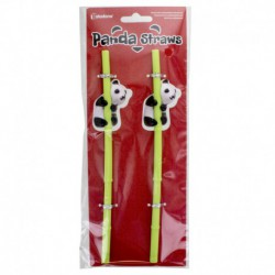 Pajitas Original Gift Panda