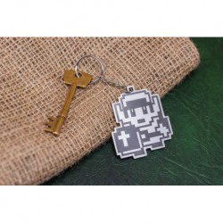 Llavero Metalico The Legend Of Zelda Link