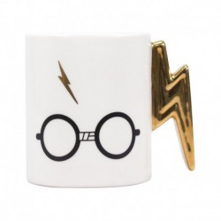 Taza 3D Harry Potter Harry Potter