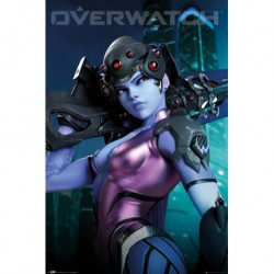 Poster Overwatch Widow Maker