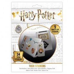 Gadget Decals Harry Potter Signs