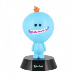 Mini Lampara Rick & Morty Mr Meeseeks