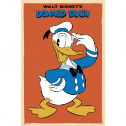 Poster Disney Donald Duck