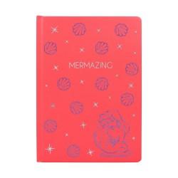 Cuaderno A5 Disney Princess Mermazing